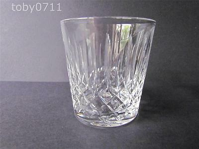 Edinburgh Crystal Appin Old Fashioned Tumblers - Vintage & Signed