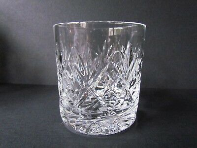ROYAL DOULTON GEORGIAN PATTERN RUMMERS / OLD FASHIONED / WHISKY GLASSES(Ref4180)