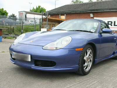 Porsche Boxster 986 Full Body Kit - Front/Rear/EVO Sides/Ducts/Spoiler - New!