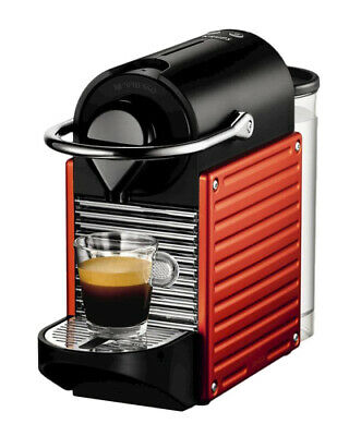 Krups - Premium XN3006 Pixie Nespresso Kaffeekapselmaschine Electric-red Ha NEW
