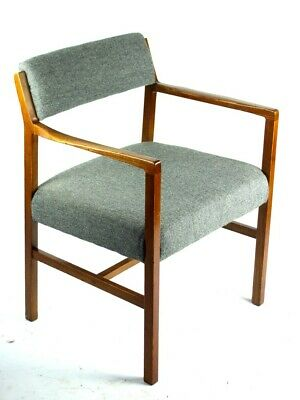 Vintage Retro Danish Style Foster & S Armchair - FREE Shipping [5149]