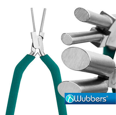 Wubbers Quality Oval Mandrel Shaping Jewellery Making Pliers