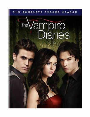 Vampire Diaries : Season 2 (DVD, 2011, 5-Disc Set)