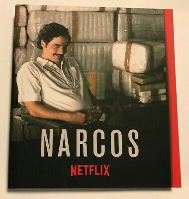 NARCOS SEASON 1 For Your Consideration 2016 Netflix Emmy FYC 4 DVD Set FREE SHIP