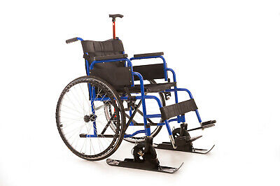 Wheelchair / Stroller Gliders - Freedom to Off-Road! Use on Beaches / Mud etc
