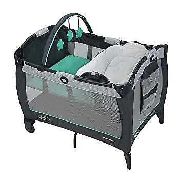Graco Pack 'n Play Playard with Reversible Napper and Changer / 2 day shipping