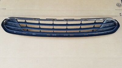 fits 2010 2011 2012 FUSION Front Bumper Lower Bottom Grille