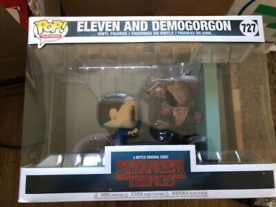Funko Pop! Vinyl - Stranger Things Eleven and Demogorgon