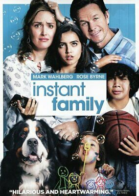 Instant Family (New,2019,Dvd,Release) Family,Comedy,Free Shipping...