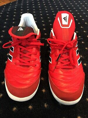 092c94a87 Adidas Copa 17.1 (Men's 8.5/ Red Leather) Excellent Used Condition