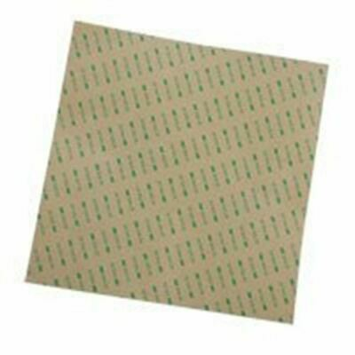 """Tape Dbl Coated Clear 12""""X 12"""""""