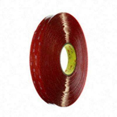 """Tape Dbl Coated Clear 1""""X 36Yds"""