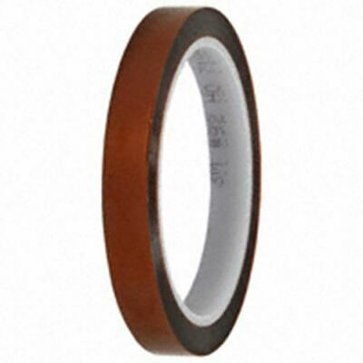 """Tape Electrical Amber 1/2""""X 36Yd"""