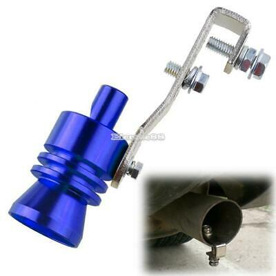 New Universal Turbo Sound Exhaust Muffler Pipe Whistle / Fake Blow-off ElR8 01