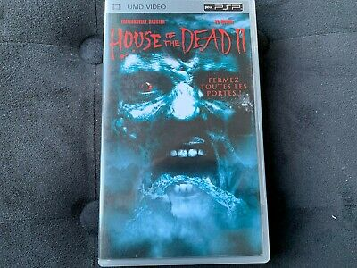 House Of The Dead 2 UMD Video PSP Sony