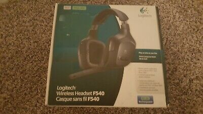 LOGITECH G930 WIRELESS Stereo Gaming Headset with Microphone