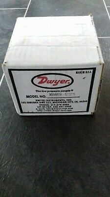 Dwyer 3000MR - 500PA Differential Pressure Switch/Gauge