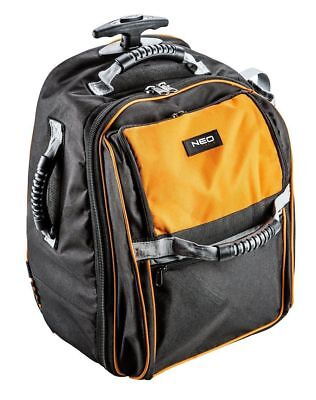Neo Tools 84-303, bagpack on wheels,montage rucksack, assembly bag tools,