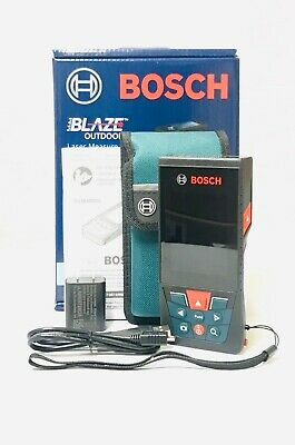 Bosch BLAZE GLM400CL Outdoor 400ft Laser Measure - NEW