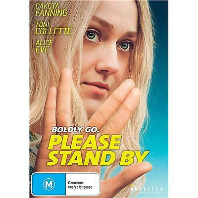 Please Stand By Dvd, New & Sealed, 2019 Release, Free Post