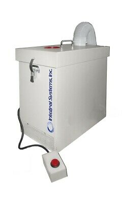Brand New!! Integral Systems Dental Dust Collector Isi-V808B
