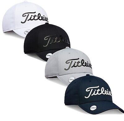 6294c6b59b0 2019 Titleist Performance Ball Marker Hat Adjustable Golf Cap - Pick a Color