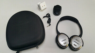 Bose QuietComfort 3 / QC3 Noise Cancelling Wired Headphones - Good Condition
