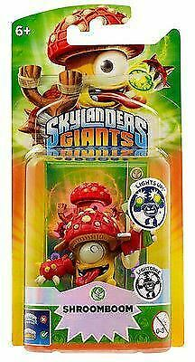 Skylanders Giants Shroomboom Lightcore Figures New Sealed Wave 3 - Wii Ps3 360