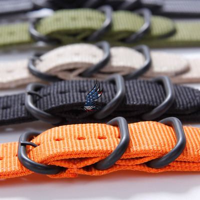 Sport Nylon Wristwatch Bands Replace Watch Strap For Apple Watch iwatch 38 42mm