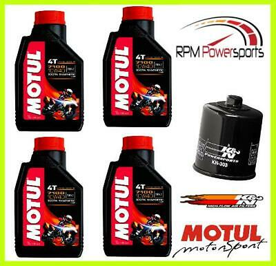 HONDA ST1100 1991–2003 100% Synthetic Oil Filter Kit