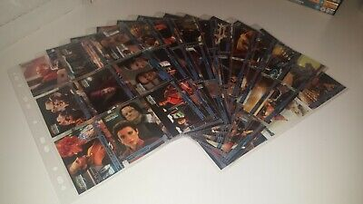 Star Trek DS9 Memories From The Future Trading Card Base Set (Rittenhouse, 1999)