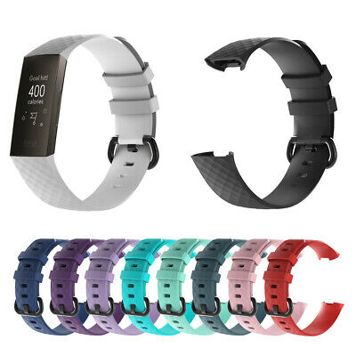 For Fitbit Charge 3 Wrist Straps Wristband Replacement Accessory Watch Band EW9
