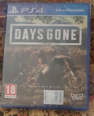 Days gone, ps4, sony, nuovo.