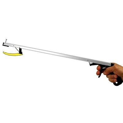 "32"" Fold Grabber Pick Up Tool Reacher Extend Easy Reaching Stick Trash Stick"