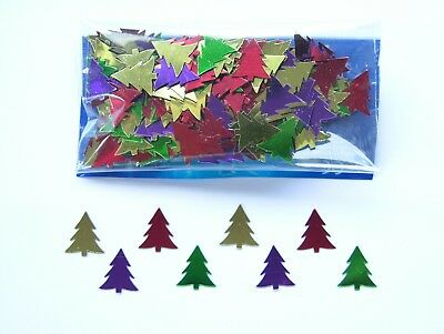 Christmas Confetti, 3 designs 14g packs, last few packs left, clearance