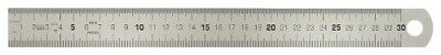 KS Tools 300.0118 Semi-flexible steel rule, 2000mm