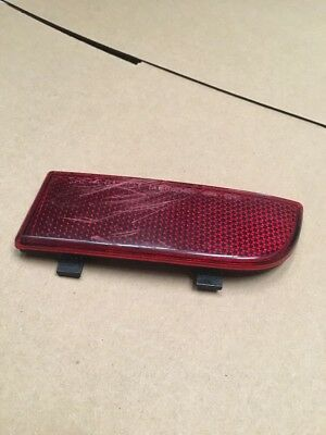 MERCEDES VITO REAR BUMPER REFLECTOR LENS drivers side 2004 to 2014
