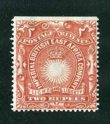 British East Africa/KUT 1890. 2r brick red. MLH. SG 16.