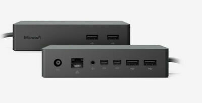 Microsoft Surface Dock, Ample power for your Surface and attached accessories