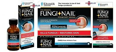 Fungi Nail MAXIMUM STRENGTH Anti-Fungal Treatment Finger & Toe Nails
