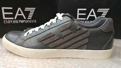 on sale d7eac 37697 Emporio Armani EA7 men s Pride Low Cracked sneakers