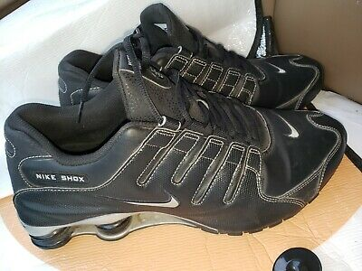 wholesale dealer 6a586 244dd NIKE SHOX GRAVITY MEN SHOES SIZE 13 NIKE SHOX.Black