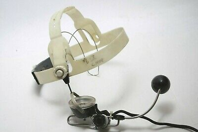 Vintage Bell System Western Electric #52 Switchboard Operator Telephone Headset!