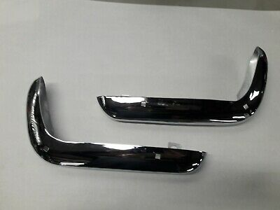 Camaro 1970-1973 Front Split Bumpers RS Rally Sport New Pair J15808