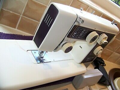 Japanese Riccar Reliant 606 F/A Semi Industrial Sewing Machine,Access, Serviced