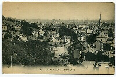 CPA - Carte Postale - France - Le Havre - Panorama (M8417)