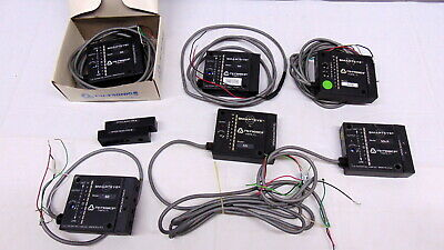 Lot of6 Tritronics Smart Eye SmartEye 1 NEW 3 Used type SD 1 SALR 1 SDLR +Cables