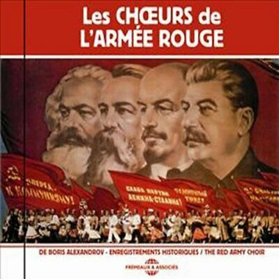 Red Army Choir Vol 1 (US IMPORT) CD NEW