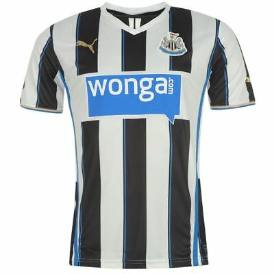 Newcastle United  Puma 2014/15 Home Shirt Large Mens Tags/Packet