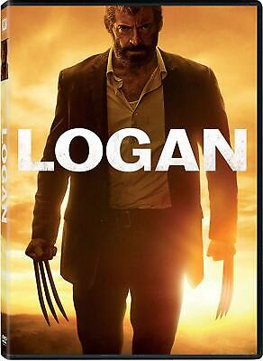 Logan (DVD, 2017, Digital) Brand new and Sealed
